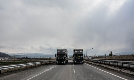 HGV traffic spikes as retail and hospitality returns