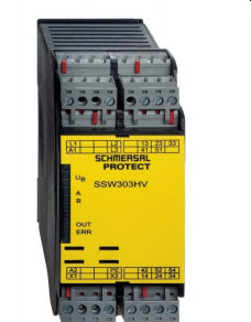 New safety module for sensorless standstill detection of drive systems