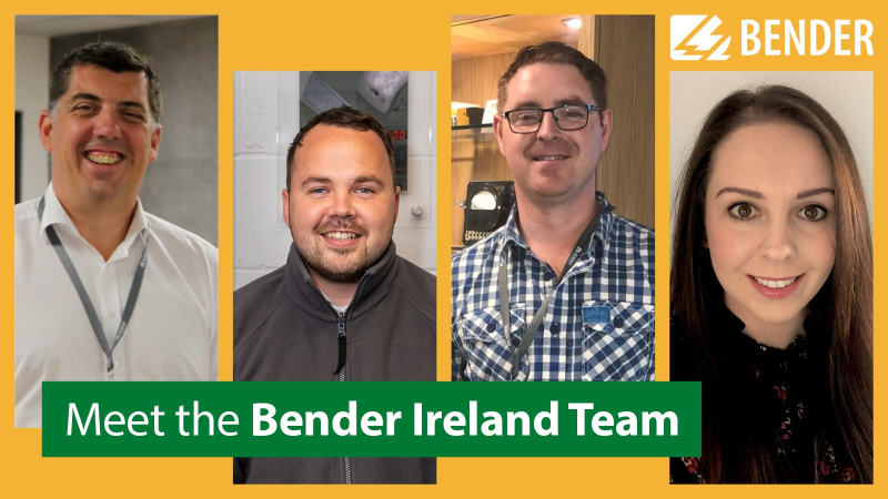 Bender UK expands with new business unit in Ireland