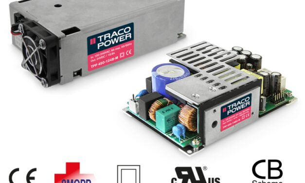 TPP 450B Series – We expanded the TPP 450 series with all new protection class II models