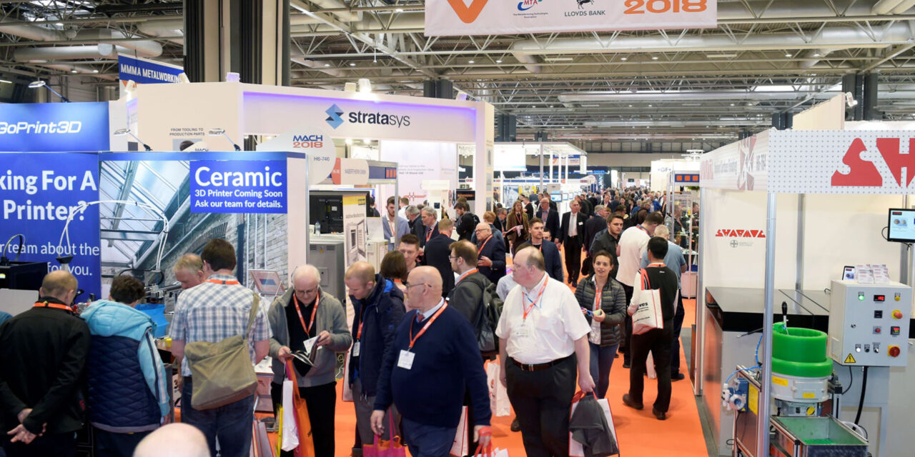 Exhibitors urged to book now for MACH 2022