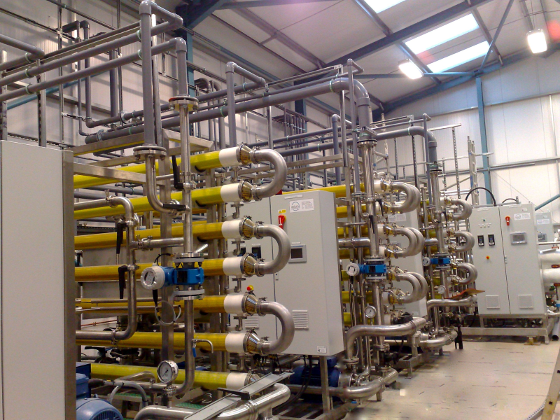 DEMAND GROWS FOR IMPROVED WATER TREATMENT SYSTEMS