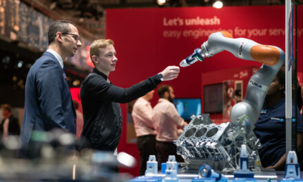 """""""Stonger together"""": Manufacturing and engineering sector trade shows co-locate for greater success"""