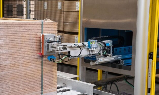 Norbord automates labelling of hundreds of pallets per day with ZetesAtlas